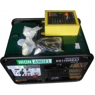 Генератор Iron Angel EG11000 EA3