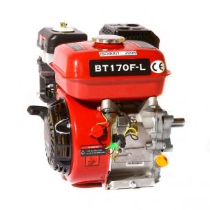 Двигатель бензиновый Weima  ВТ170F-L (шпонка, редуктор 1/2)