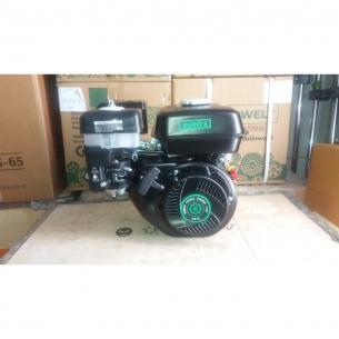 Двигатель бензиновый GrunWelt GW170F-Q (шпонка, вал 19мм)