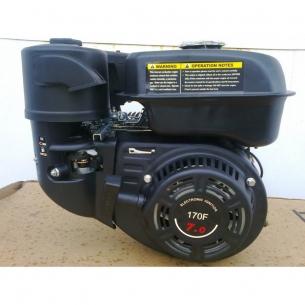 Двигатель бензиновый Weima  WM170F-T/20 New (шлиц)