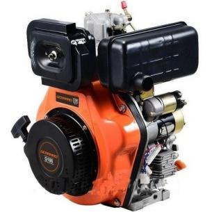 Двигатель дизельный Gerrard G186E (шпонка)