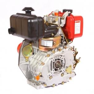 Двигатель дизельный Bulat BT186F-T (шлиц)