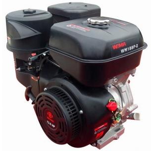 Двигатель бензиновый Weima  WM188F-T (шлиц)