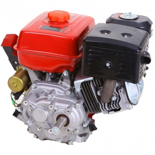 Двигатель бензиновый Bulat ВТ190FE-L (шпонка, редуктор 1/2)