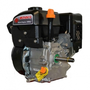 Двигатель бензиновый Weima W210F-S Q3 (шпонка, вал 19мм)