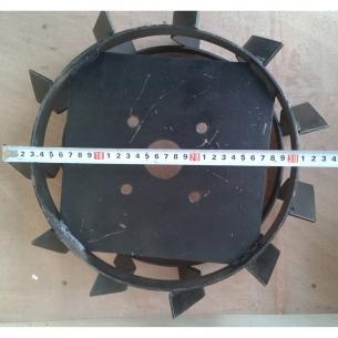Грунтозацепы d 340x120 мм без полуосей полоса