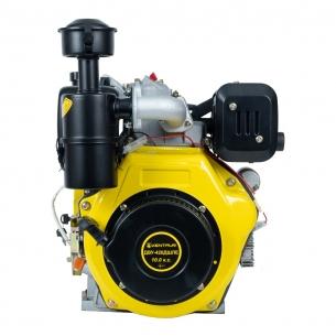 Двигатель дизельный Кентавр ДВУ 420ДШЛЕ (шлиц)