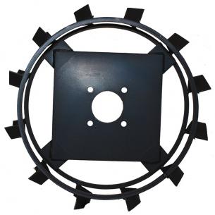 Грунтозацепы d 450x110 мм без полуосей квадрат