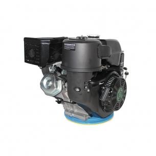 Двигатель бензиновый GrunWelt GW 460FE-S (шпонка, вал 25мм)