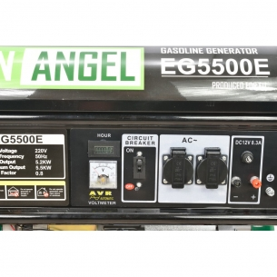 Генератор Iron Angel EG 5500E
