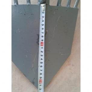 Картофелекопатель для мотоблока 230 мм