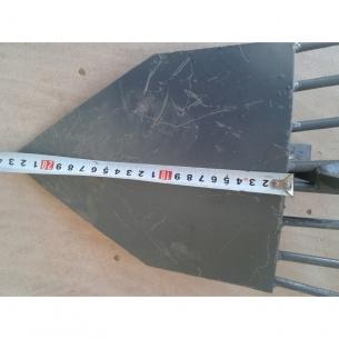 Картофелекопатель для культиватора 230мм
