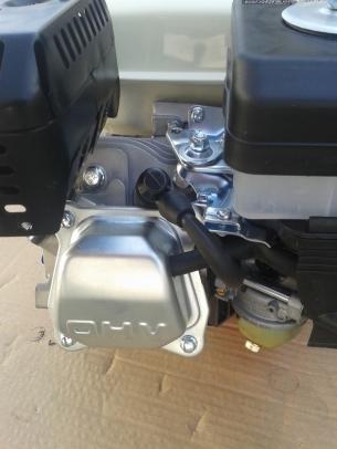 Двигатель бензиновый Iron Angel  Favorite 200-1M (шпонка)