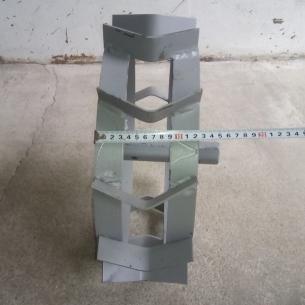 Грунтозацепы d380x120 мм шестигранник 23