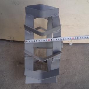 Грунтозацепы d380x150 мм полуось 32