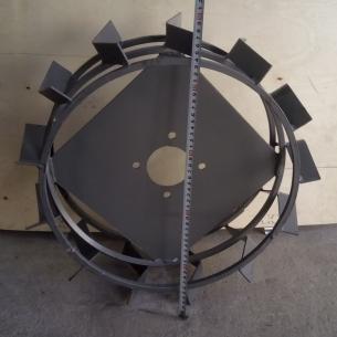 Грунтозацепы d460x150 мм без полуосей