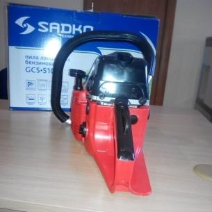 Бензопила Sadko GCS 510E