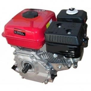 Двигатель бензиновый Weima  ВТ170F-T/20 (шлиц)
