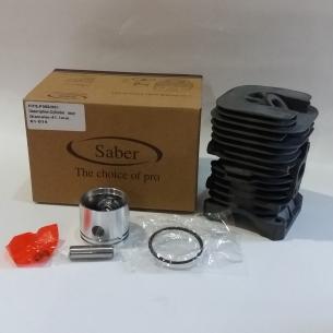 Цилиндр в сб. 31.8куб.см Saber бензопила Partner P350, P351, P371, P401