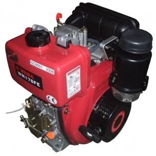 Двигатель дизельный Weima WM178FE-T (шлиц)