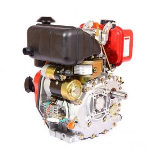 Двигатель дизельный Weima WM178FES (шпонка + редуктор 1/2 обратный)
