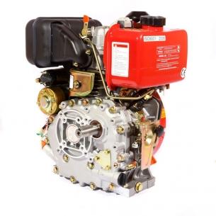 Двигатель дизельный Weima WM186FBSE (шпонка + редуктор 1/2)