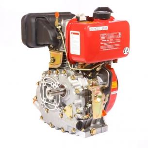 Двигатель дизельный Weima WM186FBS (шпонка + редуктор 1/2)