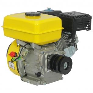 Двигатель бензиновый Кентавр ДВЗ-200Б3Р (шпонка+шкив)