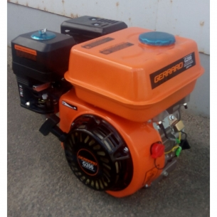 Двигатель бензиновый Gerrard G 200 (шпонка, вал 19мм)