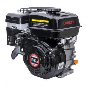 Двигатель бензиновый Loncin G200F (шпонка,вал 19мм)