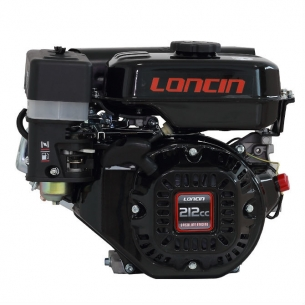 Двигатель бензиновый Loncin LC170F (шпонка, вал 19мм)