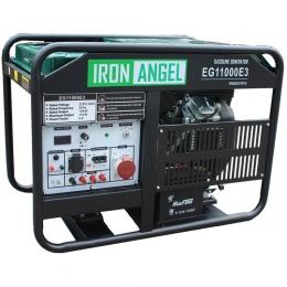 Генератор Iron Angel EG11000 E3