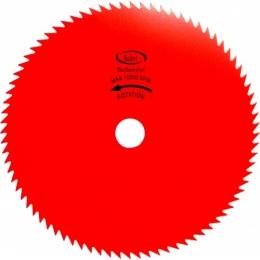 Нож для мотокосы 80-зубый 25,4х255х1,6