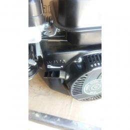 Двигатель бензиновый GrunWelt GW230F-T/20 (шлиц, вал 20мм)