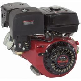 Двигатель бензиновый Weima  WM177F-S (шпонка)