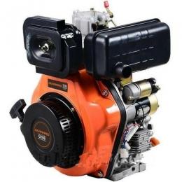 Двигатель дизельный Gerrard G186 (шпонка)