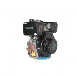 Двигатель дизельный GrunWelt GW186FBE-T (шлиц)