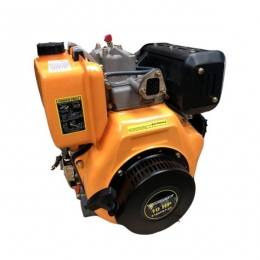 Двигатель дизельный Forte F186FET-25 (шпонка, вал 25,6мм)