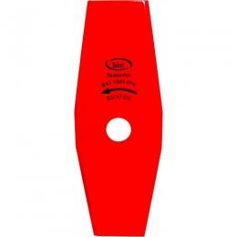 Нож для мотокосы 2-х зубый  25,4х300х1,6