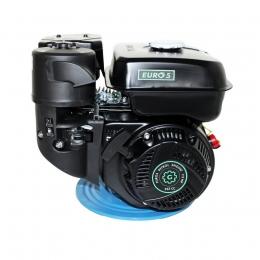 Двигатель GrunWelt GW 230F-T/25 (шлиц, вал 25мм)