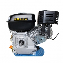 Двигатель бензиновый GrunWelt GW210F-S (шпонка, вал 20мм)
