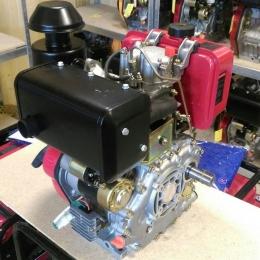 Двигатель дизельный Weima WM188FBS (шпонка + редуктор 1/2)