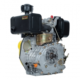 Двигатель дизельный Кентавр ДВУ 300ДШЛ (шлиц)