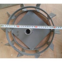 Грунтозацепы d 340x120 мм шестигранник (23) полоса