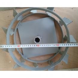 Грунтозацепы d 380x150 мм шестигранник (23) полоса