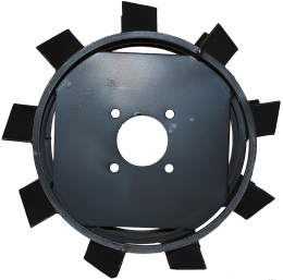 Грунтозацепы d 380x150 мм Zirka 105 без полуоси квадрат