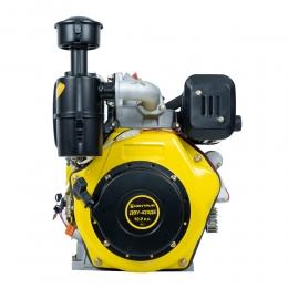 Двигатель дизельный Кентавр ДВУ 420ДЕ (шпонка)