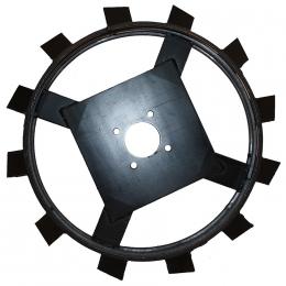 Грунтозацепы d 560x130 мм Zirka 105 без полуосей квадрат