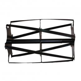 Борона роторная для мотоблока 470мм (23мм шестигранник)