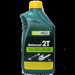 Масло двухтактное Iron Angel Universal 2T
